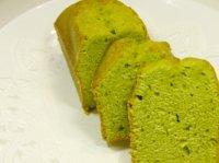 抹茶パウンドケーキ(レギュラーサイズ)